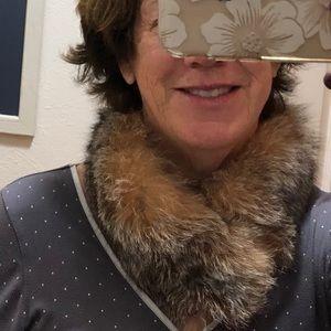 Fur Collar / Fur headband❣️